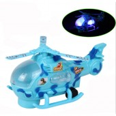 Battery Operated Flash Helicopter With Lights And Sound
