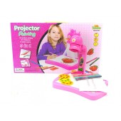 Little Treasures Pink Projector Coloring kit