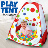 Toys Infant Kids Play Tent Including 50 Balls