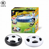 Air Power Soccer with Music- Indoor Football Toy for Kids Sport Training