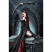 Anne Stokes On Grayard Picture Frame