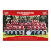 Official Arsenal 2015-2016 Football Club Picture Frame