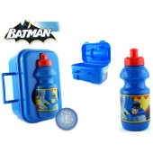 Batman Lunch box with water bottle