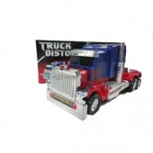 Battery Operated Bump & Go Truck