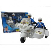 Battery Operated Motor Bike Super Police
