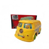 60040B Battery Operated Cartoon Bus