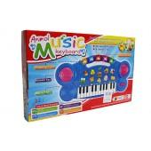 Animal Music Keyboard - 14keys With Animal Key