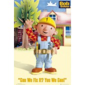 Bob the Builder Picture Frame