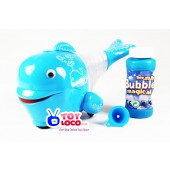 Battery Operated Bubble Fish