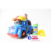 Bubble Ice Cream Car Toy