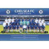 Official Chelsea 2015-2016 Football Club Picture Frame