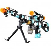 DF1512B Toy Gun - Battery Operated Electronic Machine