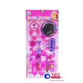 Girls Dream Jewelry Beauty Toy Play Set