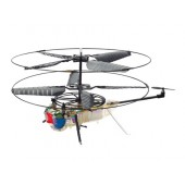 FJ709 RC Helicopter Mosquito Bug  Shape 3 Channel