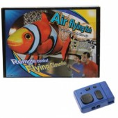 Air Swimmer RC Radio Remote Control Flying Toy Shark Nemo