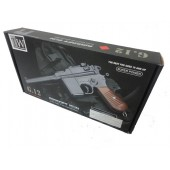 G12 BB Gun Metal Air Soft Hand Gun - Orange