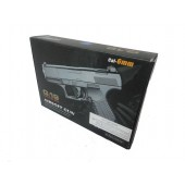 G19 BB Gun Metal Air Soft Handgun