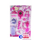 Girls Favorites Beauty Toy Play Set