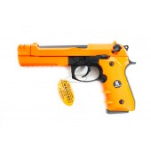 HG190 Gas Powered Airsoft BB Gun Pistol - Free BB's And Gas