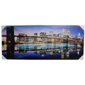 Brooklyn Bridge Canvas