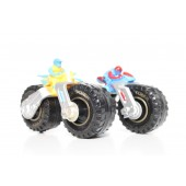 High Speed Friction Toy Bike