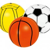 Inflatable Football 15.5 inches 40cm