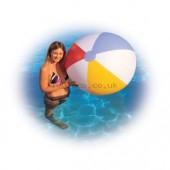 "Jumbo Inflatable Beach ball - 48"""