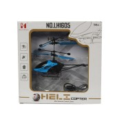 Mini RC Helicopter 3.5Channel With Gyro 9009