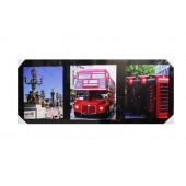 London Landmarks Canvas