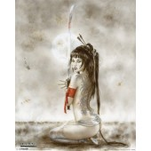 Luis Royo (SOUM) Picture In Frame