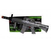 Toy Machine Gun M16 Battery Powered Plastic Submachine Gun