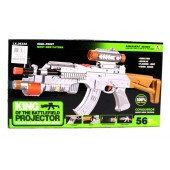 Battery Powered Toy Machine Gun