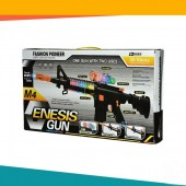 Toy Machine Gun M4 Battery Powered Plastic Gun