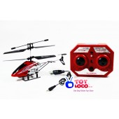 Mini RC Helicopter 3.5Ch With Gyro With Auto Demo Function