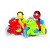 Battery Operated Moto Racing Funny Toy Bike