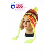 Neon earflap hat - 5 Different colors