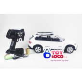 Licensed BMW X5 1:12 Full Function Radio Control Car In Metal Case