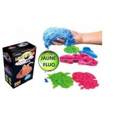 Play Sand 400g Box With Beach Moulds