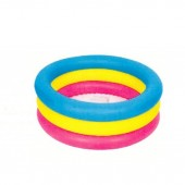 Inflatable 3 Color Pool 76 X 25 CM