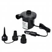 12v DC (Car lighter connection) Air Pump For Airbeds, Inflatable Toys And Boats
