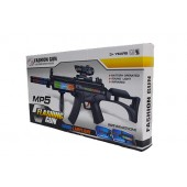 Toy Machine Gun MP5 Battery Powered Plastic Submachine Gun