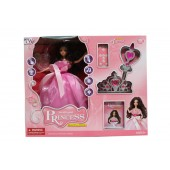 Intelligent Princess I/R Function Moving Doll Toy