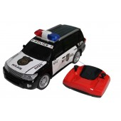 Super Racing 1:12 RTR Electric RC Model Police Jeep Car