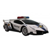 Super Racing Lamborghini Aventador 1:12 RTR Electric RC Model Police Car
