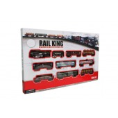 Rail King Intelligent Classical Train Set Track 19033-8