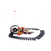 RC Classic Train Set With Chimney Smoke