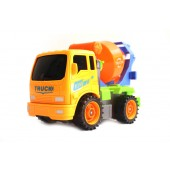 Removable & Cement Mixing Truck