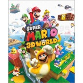 Super Mario 3D World Picture Frame