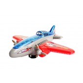 High Speed Battery Operated Bump N Go Plane