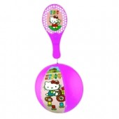 Inflatable Tap Ball 22cm - Hello Kitty